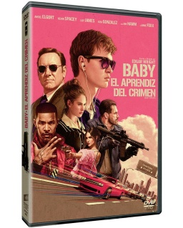 Baby Driver: El Aprendiz del Crimen