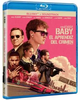 Baby Driver: El Aprendiz del Crimen + Soundtrack