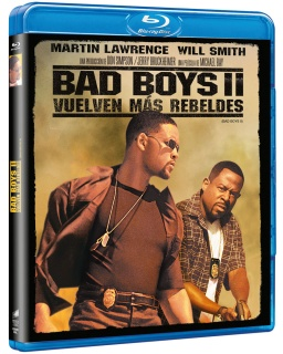 Bad Boys II Vuelven Más Rebeldes
