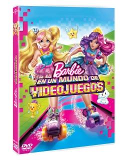 Barbie en un Mundo de Videojuegos