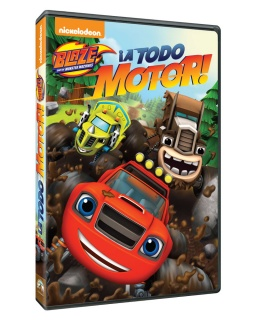 Blaze and Monster Machines: ¡A todo Motor!