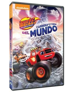 Blaze and the Monster Machines: Carrera hasta la cima del Mundo