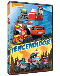Blaze and The Monster Machines: ¡Encendidos!