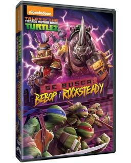 Cuentos de las Tortugas Ninja: Se busca Bebop y Rocksteady