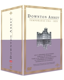 Downton Abbey Boxset 1-6