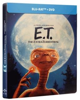 E.T. El Extraterrestre Edición de Aniversario Steelbook