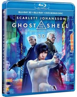 Ghost in the Shell La Vigilante del Futuro