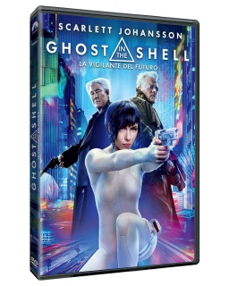 Ghost in the Shell La Vigilante del Futuro