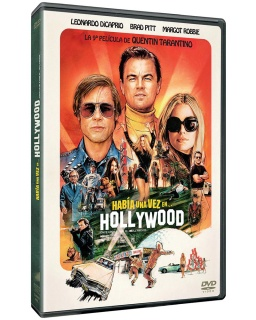 Había Una Vez En... Hollywood