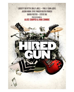 Hired Gun: De las Sombras a los Reflectores