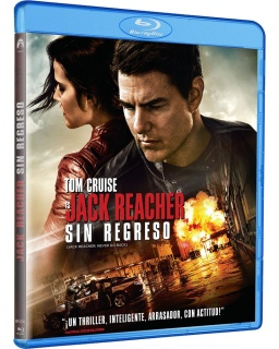 Jack Reacher Sin Regreso