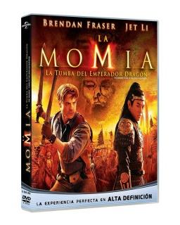 La Momia 3: La Tumba de Emperador Dragón Edición Especial