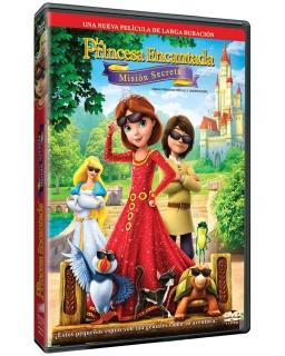 La Princesa Encantada: Misión Secreta