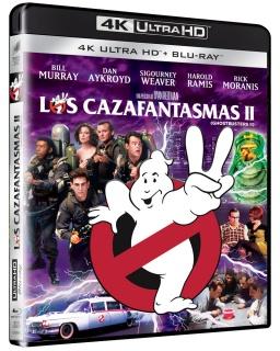 Los Cazafantasmas II