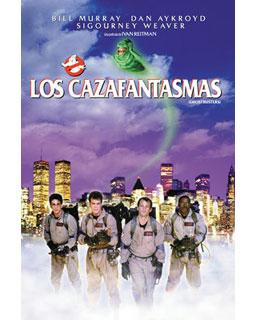 Los Cazafantasmas