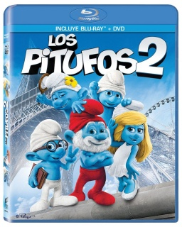 Los Pitufos 2 Combo
