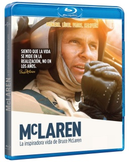 McLaren: La Inspiradora Historia de Bruce McLaren