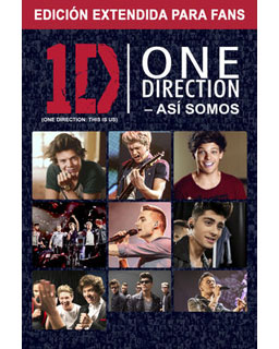 One Direction: Así Somos