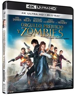 Orgullo + Prejuicio + Zombies