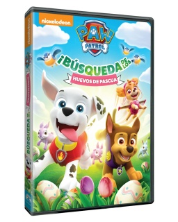 Paw Patrol: ¡Búsqueda de los Huevos de Pascua!