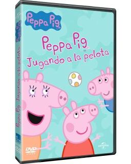 Peppa Pig: Jugando a la Pelota