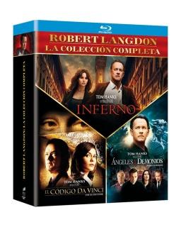Robert Langdon La Colección Completa