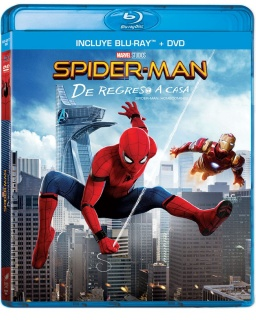 Spider-man: Regreso a Casa