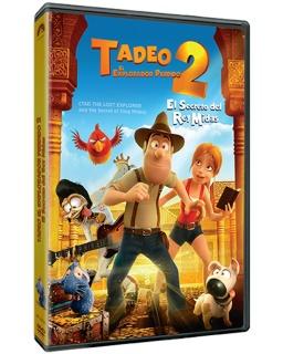 Tadeo El Explorador Perdido 2: El Secreto Del Rey Midas