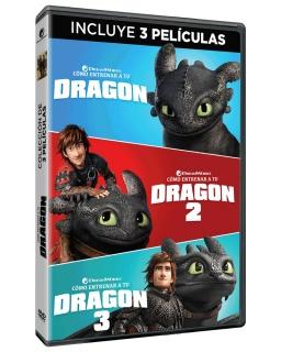 Cómo Entrenar a Tu Dragón La Colección De Tres Películas